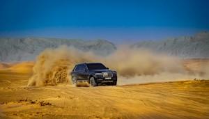 Rolls-Royce Cullinan_Desert