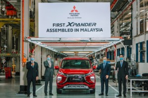 Mitsubishi Motors Malaysia_XPANDER Roll Out_Pekan Assembly Plant