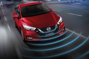 Nissan Almera Turbo_Intelligent Mobility_Advance Driver Assistance System