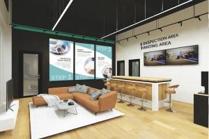 myTukar Inspection Centre_Customer Waiting Area
