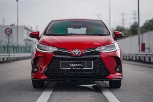 Toyota Yaris_Facelift_Fascia
