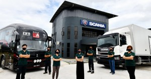 Scania Kuching_Sales & Services Centre