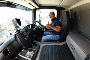 Scania XT_New Truck Generation_Cabin_Interior