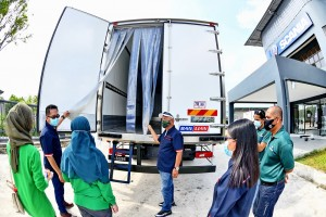 Mansang Logistics_Scania New Truck Generation XT_Rigid Type_Refrigerated