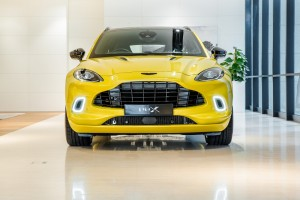 Aston Martin DBX_Fascia_Grille