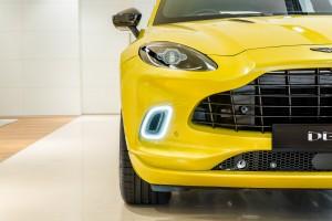 Aston Martin DBX_Front_Headlight_Grille