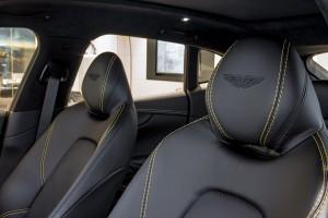 Aston Martin_Front Seats_Headrest