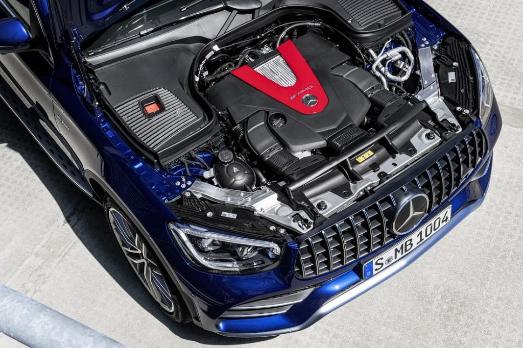 Mercedes-AMG GLC 43 4MATIC SUV (2019)