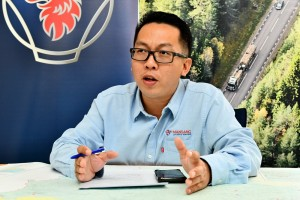 Mansang Logistics_Alex Lai_Managing Director_Scania Ecolution