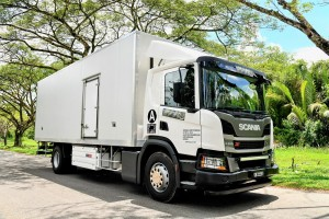 Scania New Truck Generation XT_Rigid_Refrigerated_Mansang Logistics_Scania Ecolution