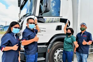 Scania Malaysia_Mansang Logistics_Scania Ecolution