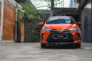 Toyota Vios_2021_Front