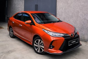Toyota Vios Facelift_2021