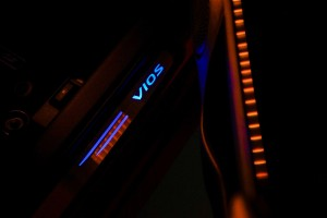 Toyota Vios_Side Sill Plate_Lit