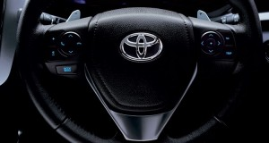 Toyota Vios 2021_Paddle Shifters_Steering