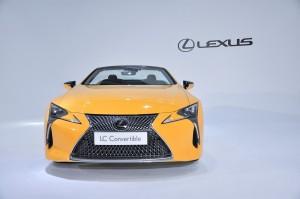 Lexus LC 500 Convertible_Front