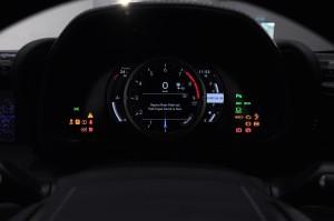 Lexus LC 500 Convertible_Meter Panel