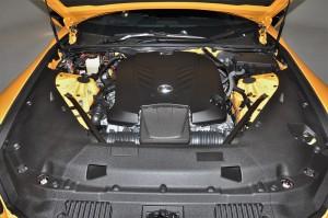 Lexus LC 500 Convertible_5.0 L V8 Engine