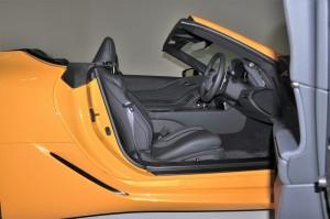 Lexus LC 500 Convertible_Cockpit