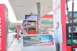 Caltex_Service Station_Fuel Pump_Techron