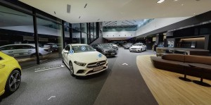 Mercedes-Benz Virtual Showroom_Cycle & Carriage