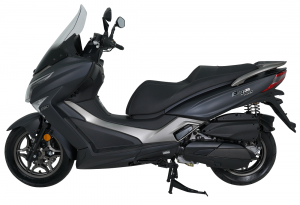 Modenas Elegan 250 ABS_Side View