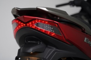 Modenas Elegan 250_X-Design Tail Light