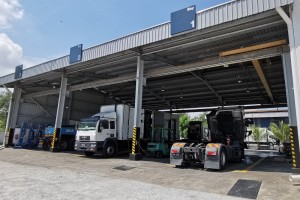 MAN Truck And Bus Malaysia_Service Centre_Workshop_Service Bay