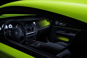 Rolls-Royce Black Badge Neon Nights_Wraith_Interior