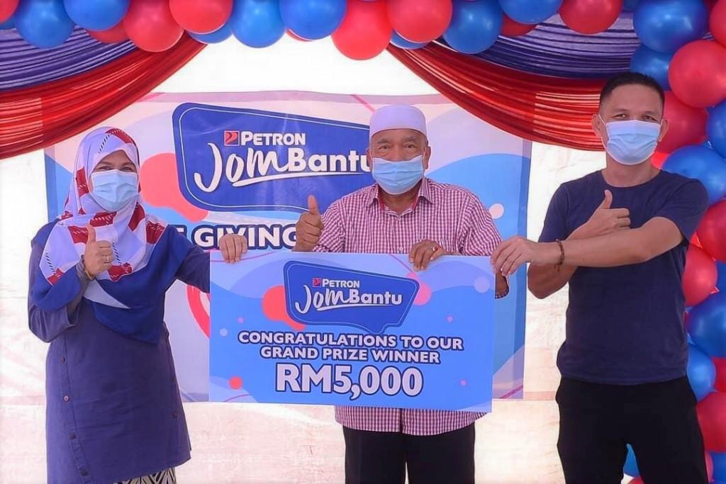 Petron_Jom Bantu Winners_July_Selangor