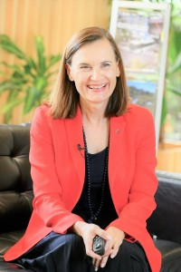 Marie Sjödin Enström_Managing Director_Scania Southeast Asia