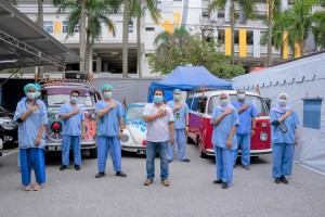 Volkswagen x Picha_Driving Kindness_Hospital_Frontliners