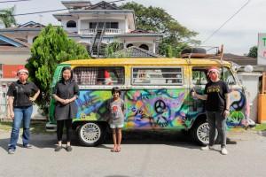 Volkswagen x PichaEats_Driving Kindness CSR_Malaysia
