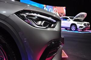Mercedes-Benz GLA_High Performance LED Headlight