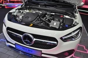 Mercedes-Benz GLA 200 Progressive Line_1.3 Litre 4-Cylinder Turbocharged Engine