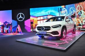Mercedes-Benz GLA 200_Progressive Line