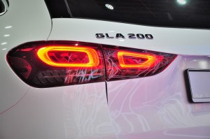 Mercedes-Benz GLA 200_LED Tail Light