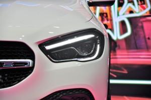 Mercedes-Benz GLA_Headlight_Daytime Running Light