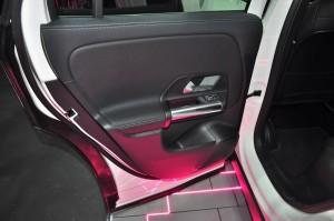 Mercedes-Benz GLA 200 Progressive Line_Rear Door Card