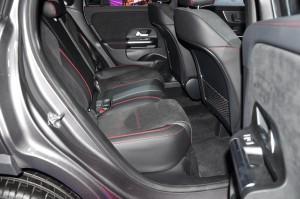 Mercedes-Benz GLA 250 AMG Line_Rear Seats