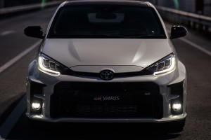 GR Yaris_Front View_Headlights