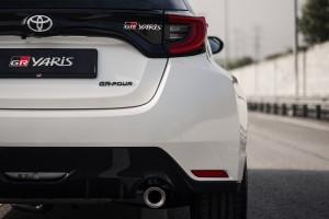 GT Yaris_Tail Light_Exhaust