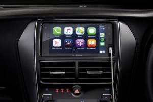 Toyota_Vios_Yaris_Apple CarPlay_Android Auto-ready Connectivity