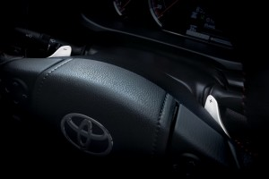 Toyota Vios GR-S_Paddle Shifters_Steering