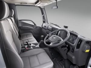 Foton Aumark S_Interior_Cabin_Seats_Steering