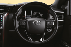 Toyota Fortuner_Steering_Meter Display Cluster_Multi Info Display