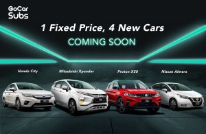 GoCar Malaysia_GoCar Subs_New Models_2021 Updates