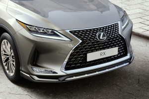 Lexus RX 300 Luxury Special Edition_Bumper_Headlights_Grille