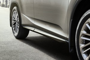 Lexus RX Luxury Special Edition_Side Skirt