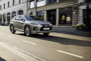 Lexus RX Luxury Special Edition
